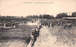 "67 - STRASBOURG - Hippodrome Des "" Bords Du Rhin"" - Strasbourg"