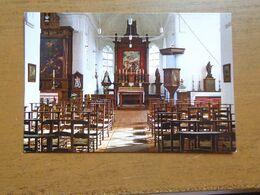 Meersel Dreef, Interieur Sint Lucia Kapel -> Onbeschreven - Hoogstraten