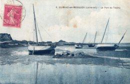 6270 Cpa Quimiac En Mesque - Le Port Du Toulru - Other Municipalities