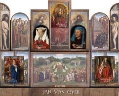 2020 Van Eyck Lam Gods Madonna Gent Gand  MNH !!! - Belgio