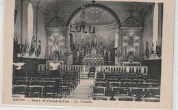 DEPT 17 : édit. ? : Royan Soeurs Saint Vincent De Paul , La Chapelle - Royan
