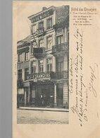 14 08/ F/    1903   OSTENDE   HOTEL DES ETRANGERS - Belgium