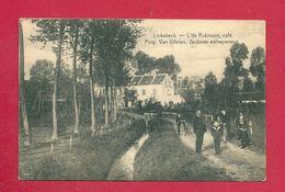 C.P. Linkebeek =  L ' Île ROBINSON   CAFE - Linkebeek