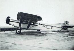 CPM FRANCE THEMES TRANSPORTS AERONAUTIQUE - Farman 192 - 1919-1938: Entre Guerras