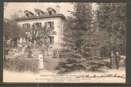 Carte P De 1908 ( Genève / Pension Göbler / Villa Les Violettes ) - GE Ginevra