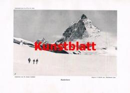720 Kuhfahl Fotografie In Den Alpen Artikel Von 19010 !! - Unclassified