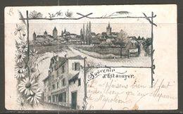 Carte P De 1904 ( Estavayer ) - FR Fribourg