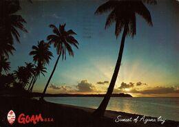 USA-GUAM-SUNSET OF AGANA BAY - Autres