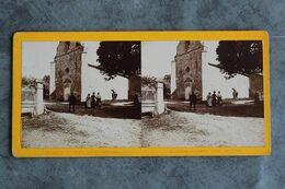 Biard église En 1905 001CP06 - Fotos Estereoscópicas