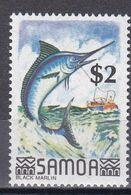 Samoa 1981 - Mi.Nr. 468 (aus Block 25) - Postfrisch MNH - Tiere Animals Fische Fishes - Peces