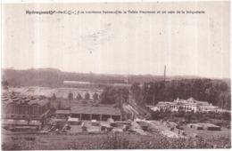 62 - HYDREQUENT (commune De RINXENT) - Les Nouveaux Bureaux De La Vallée Heureuse - Au Dos : Avis D'expédition En 1932 - Frankrijk