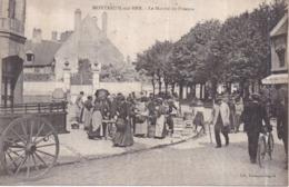 Dépt 62 - MONTREUIL-SUR-MER - Le Marché Au Poisson - Montreuil