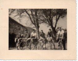 Photo Voyage En Espagne En 1957 Format 8/10.5 - Personnes Anonymes
