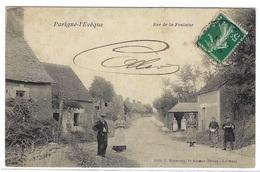 PARIGNE L' EVEQUE (72) - Rue De La Fontaine - Ed. E. Housseau, Le Mans - Autres Communes