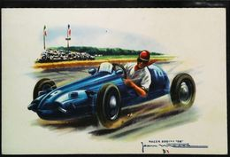 Cpa  DB Panhard Racer 500 Cm3  ( Deutch Et Bonnet à Champigny-sur-Marne) D'après Jean Masso - Grand Prix / F1
