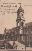 Dresden - Brühlsche Terrasse - 1934 - Dresden