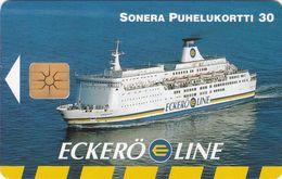 Finland Phonecard Sonera D186 - Finland
