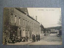 Louviers Rue De La Gare  Tabac Guyomard - Louviers
