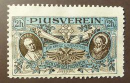 Werbemarke Cindarella Poster Stamp  Piusverein    #Werbe1872 - Erinofilia