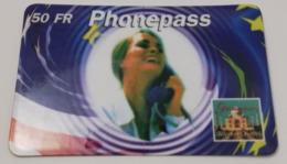 Télécarte - GUANAM Télécom Centers - Phonepass - Telecom Operators