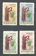 Vietnam Vietcong 1970 Used Stamps , Set - Vietnam