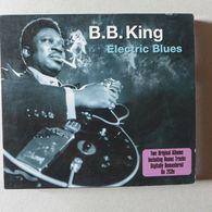 CD/  BB King -  Electric Blues (2 CD) / TBE - Blues