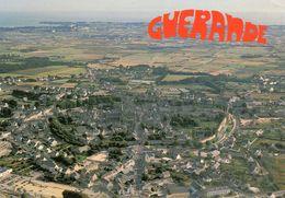Guérande - Vue Générale Sur La Ville Fortifiée - Guérande