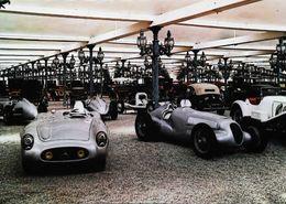 Quartier Mercedes Benz Type 300 SLR 1955 & Monoplace De Course  - Musée SCHLUMPF - Autres