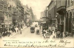 ETATS UNIS - Carte Postale - New York City - Une Rue - L 67921 - Autres