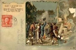 ETATS UNIS - Carte Postale - Boston - Carte Publicitaire  - L 67922 - Boston