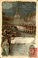 ETATS UNIS - Carte Postale - Boston - Carte Historique - L 67924 - Boston