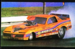 Muscle Car Mike HAMBY - Pontiac Dragster - Autres