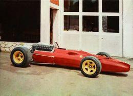 FERRARI F1 1967 - Printed Roma - Grand Prix / F1