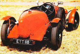 Automobile De Course à Identifer - Sport Automobile