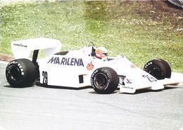 ARROWS De Marc SURRER  Années 80s - Grand Prix / F1