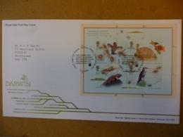 GREAT BRITAIN SG 2904 DARWIN MS  FDC - Unclassified