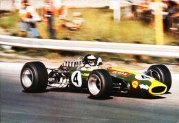 LOTUS 49 - Collection MEXICHROME - Série Voitures De Course N°8  - France Années 60/70s - Grand Prix / F1