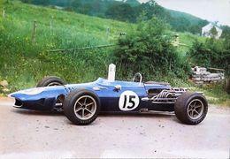 EAGLE WASLAKE F1 1967  - Litho LEA Roma - Grand Prix / F1