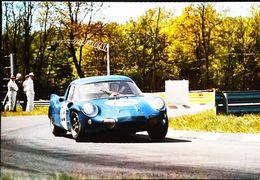 ALPINE RENAULT A 210  - Collection MEXICHROME  - Série Voitures De Course N° 9 France Années 60/70s - Le Mans