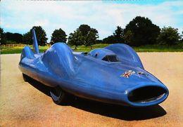 1961 Gas Turbine Engined Car BLUEBIRD Beaulieu England (Leger Pli -light Fold) - Autres