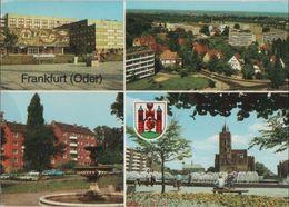 Frankfurt Oder - U.a. Teilansicht - 1990 - Frankfurt A. D. Oder