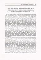 735 Eleonora Hasenclever Alexander Burgener Bietschhorn Artikel Von 1911 !! - Other