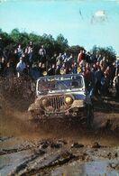 Rallye JEEP GENOVA  (Petite Trace D'usure Blanche Visible) Années 1980s - Rallyes