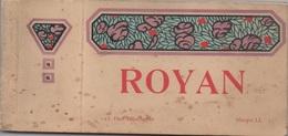Album CP Détachables : Royan 8/15 CP Restantes - Royan