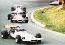F1  -MAC LAREN Course Automobile  - Stampata Italia  - Années 70s - Autres