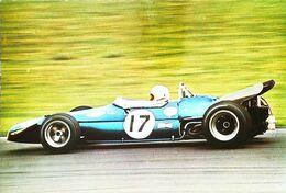 BRABHAM BT 33 - Motor Ford Cosworth DFV 1978  (Pli En Coin/ Light Fold Corner) - Grand Prix / F1