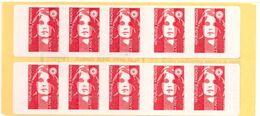 PIA - FRANCIA  - 1994  : Marianna Del Bicentenario  - Carnet -  (Yv 2874 C8) - 1989-96 Marianne (Zweihunderjahrfeier)