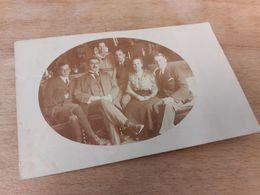 FAMILIE IN DEUTSCHLAND DAZUMAL - FAMILIE MIT ERICH ZU BESUCH - CARL UND LOUISE - 1918 An JOSEF SPIESS - ESSEN RUHR - Personnes Anonymes