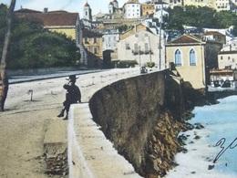 ITALY ITALIA Cartolina 1913 PORTO MAURIZIO Panorama Di Potente - Liguria - Autres Villes