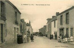 Frossay * Rue Du Champ De Foire - Frossay